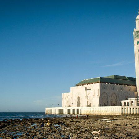 Mosquée-Maroc